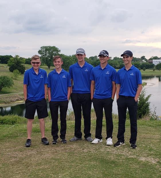 Regional Golf - Boys