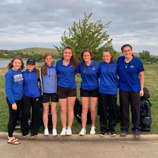 Regional Golf - Girls