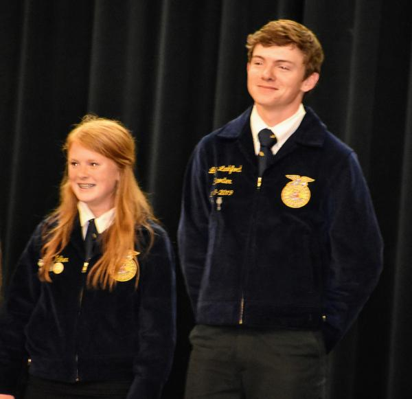 FFA District 2 Meeting