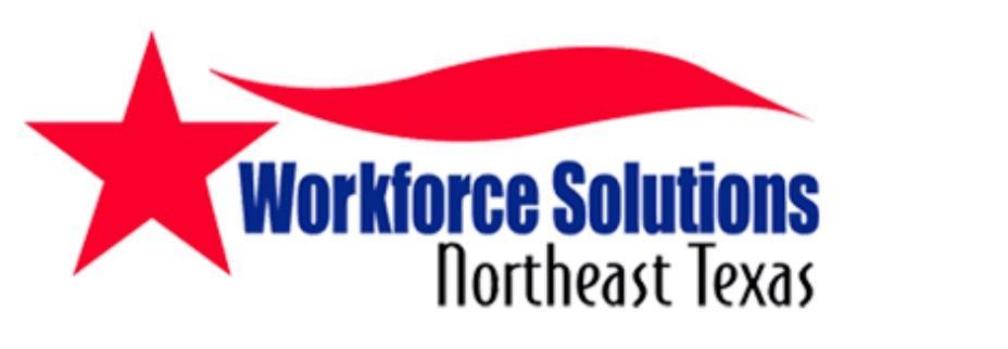Workforce Solutions of Northeast Texas banner