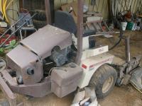 Grass Hopper 721D Diesel Mower