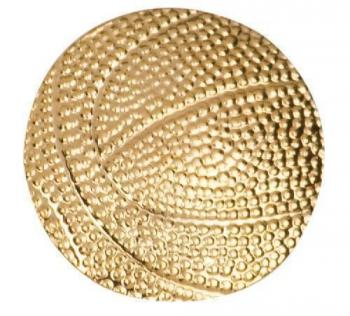 gold basketball