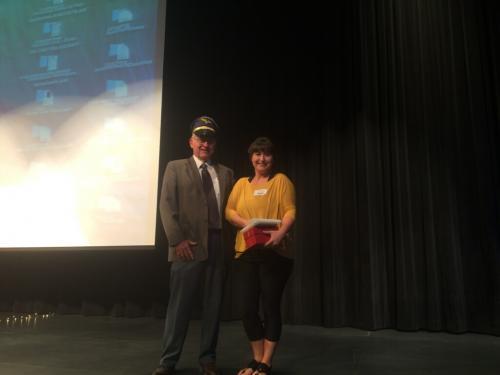 Staff Award 1