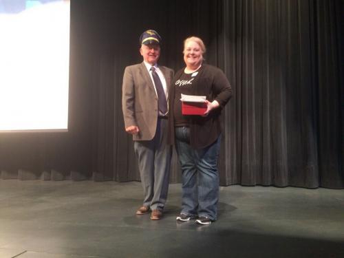 Staff Award 2
