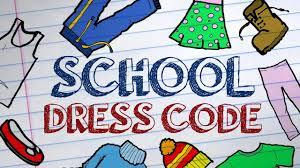 New Dress Code for 2021-2022