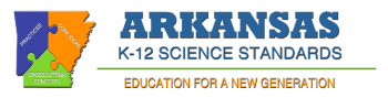 Arkansas K-12 Science Standards Logo