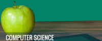 Image of Apple - ADE Computer Science Logo