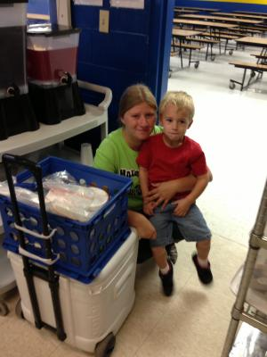 Meals on Wheels for PK3