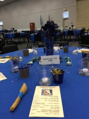 Reunion Tables