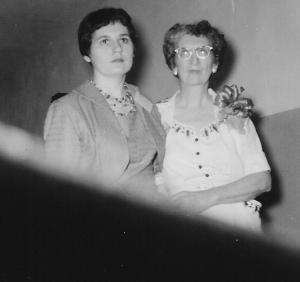 Marguerite & Anna