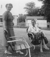 Liz & Gert Cartledge Crawford