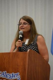 Veronica Miller, speaker