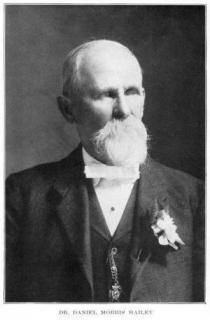 Dr. Daniel Morris Hailey