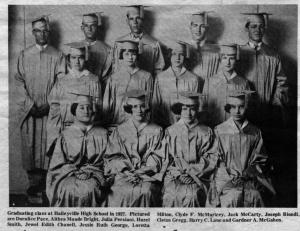 HHS Class of 1927