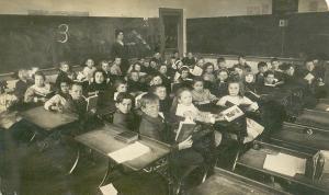 1910 Haileyville 3rd Grade