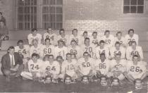 1959/1960 Football Team