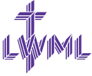 Lutheran Women's Missionary League logo and link to national website