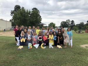 2019-20 Woodlawn Elementary Faculty