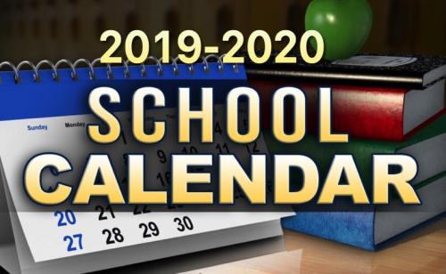 19-20 calendar