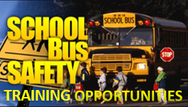 School Bus Safety Trainings