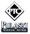 Image that corresponds to Pulaski Technical College Academic Catalog