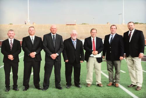 Vernon ISD School Board Members