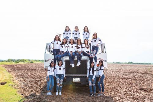 2021 Varsity Volleyball Team