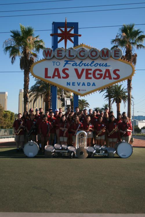The Lion Band in Las Vegas Nevada