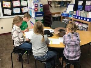 Reading Mystery Group Work
