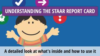 understanding the staar report card