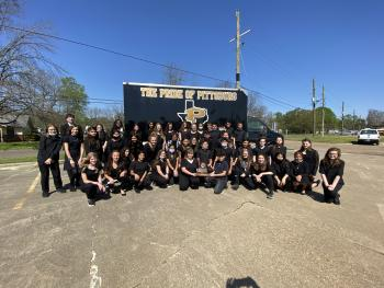 Junior High Band earns UIL Sweepstakes award