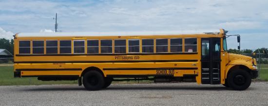 Pittsburg ISD - PISD Transportation