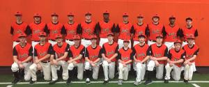 Lumberjack Baseball Team 2018!