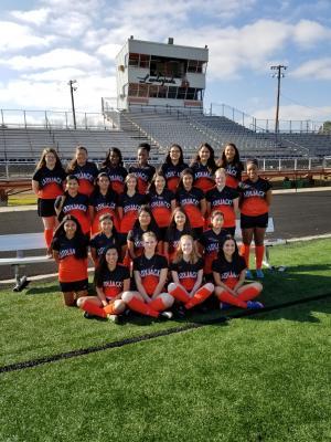 LadyJacks Soccer 2018!