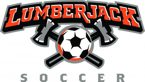 Lumberjack Soccer ball with Axes