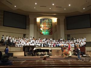 Junior High Region 3- All Region Choir A
