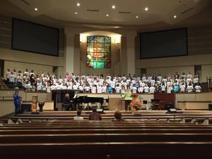 Junior High Region 3- All Region Choir B