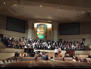 Senior High Region 3- All Region Mixed Choir