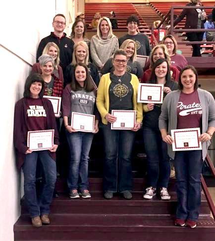 BEEF Grant Winners