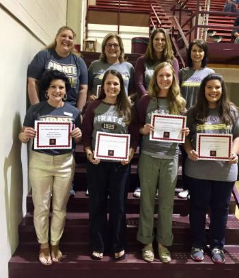 BEEF Grant Teacher Winners