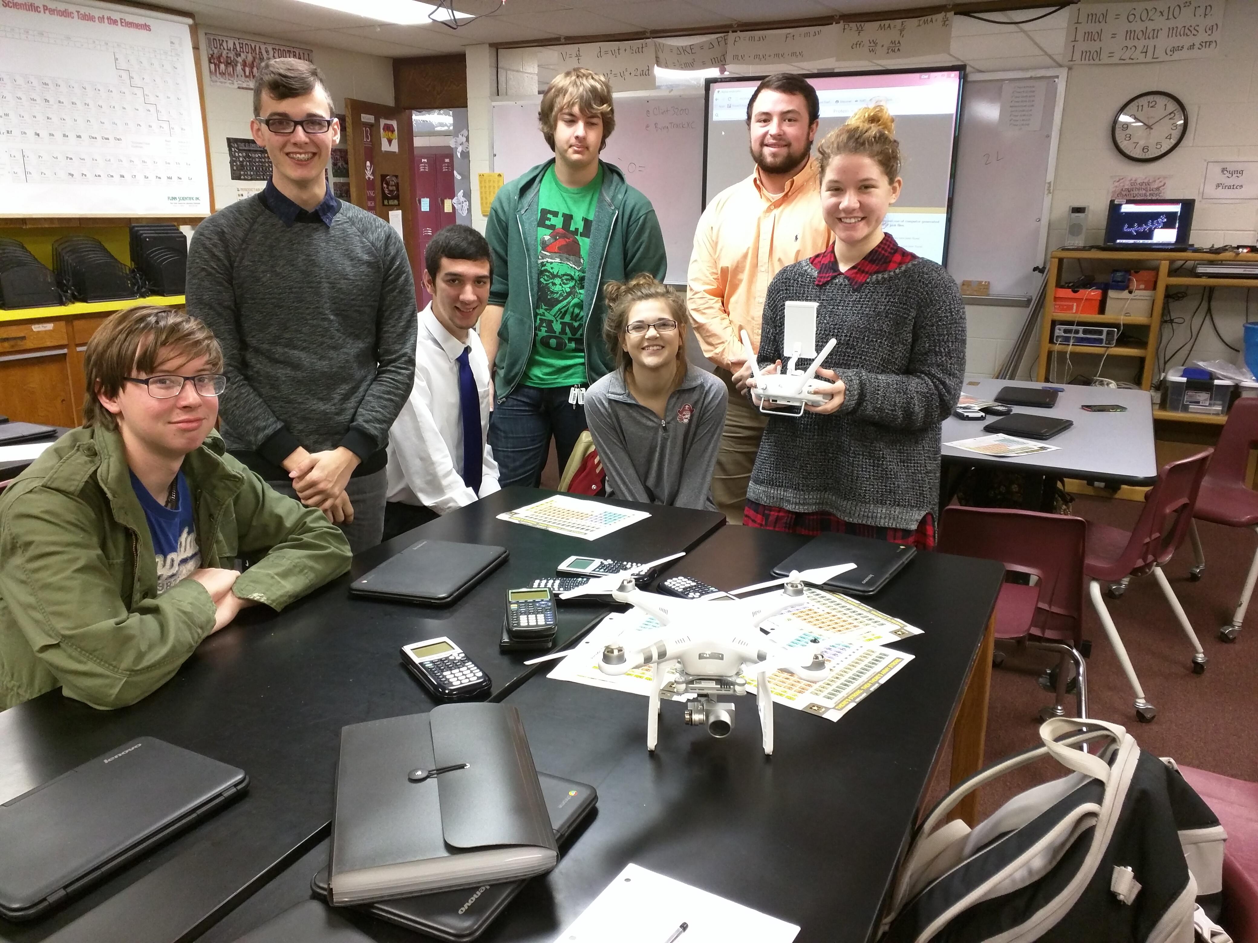 2016 Physics Class