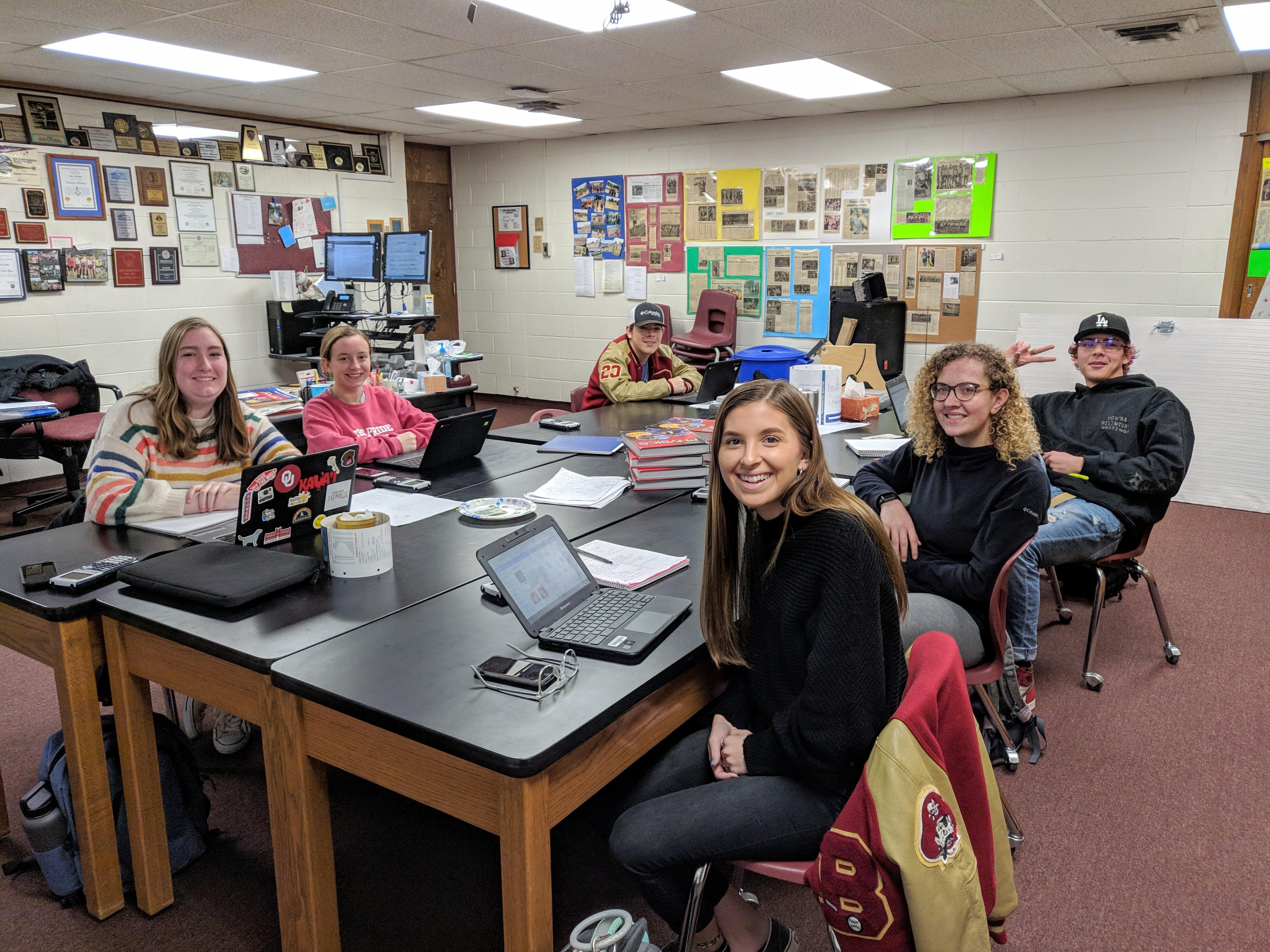 2020 Physics Class
