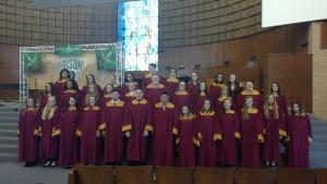 2017 Byng Choir at OBU State Contest