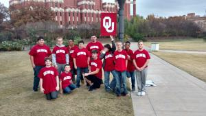 2016 OU Young Men's Vocal Workshop