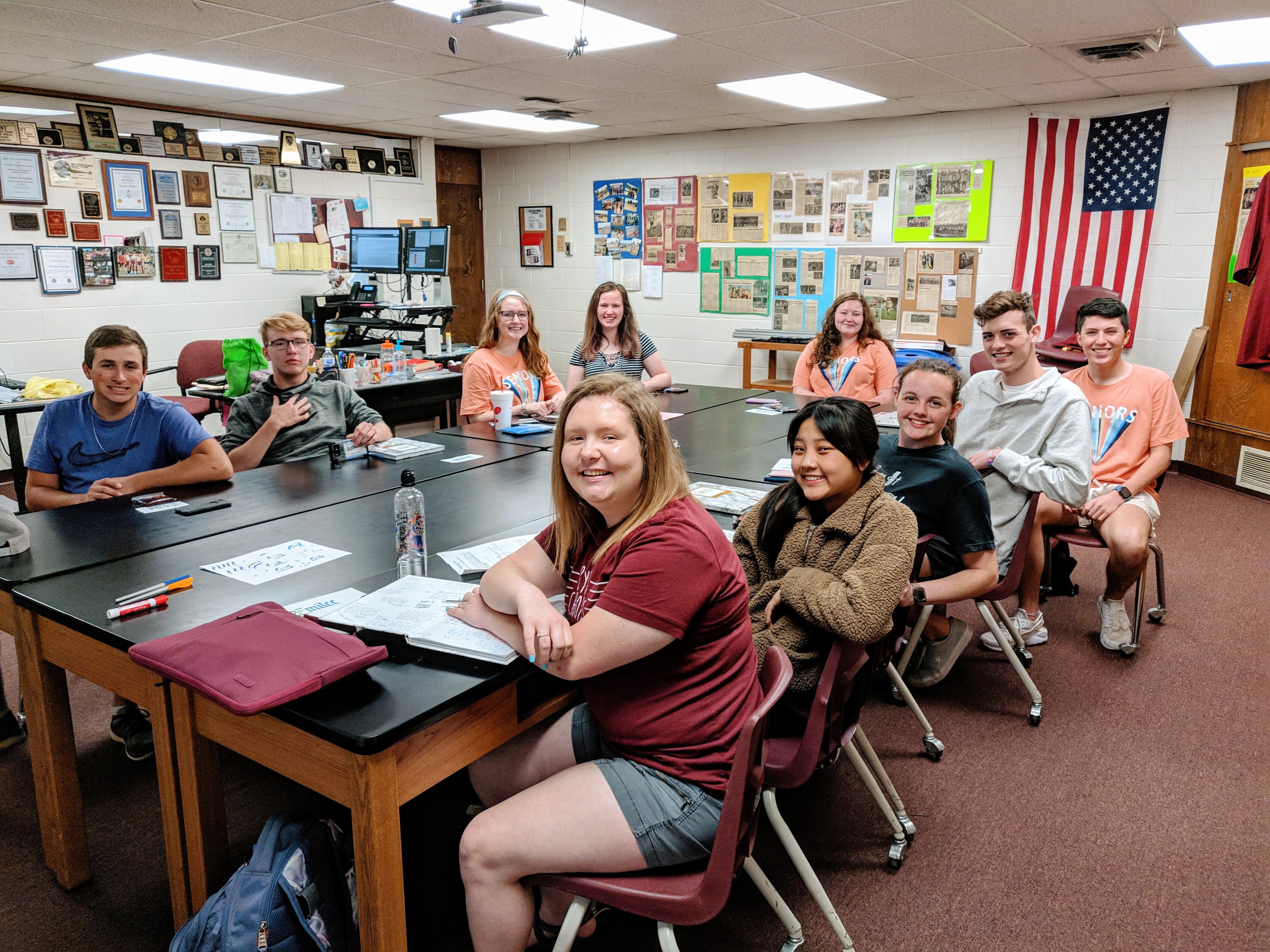 2019 Physics Class
