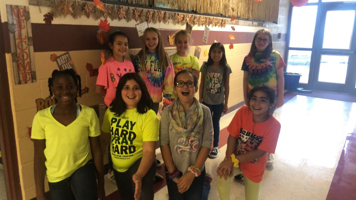 Red Ribbon Week - Neon Day