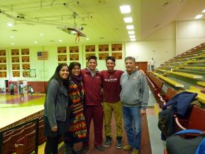 My family loves Byng Pirate Basketball.