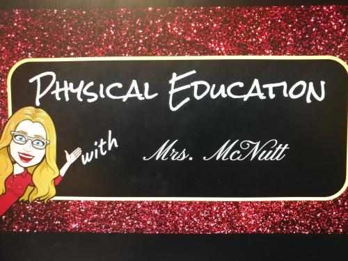 Mrs. McNutt's P.E. Site