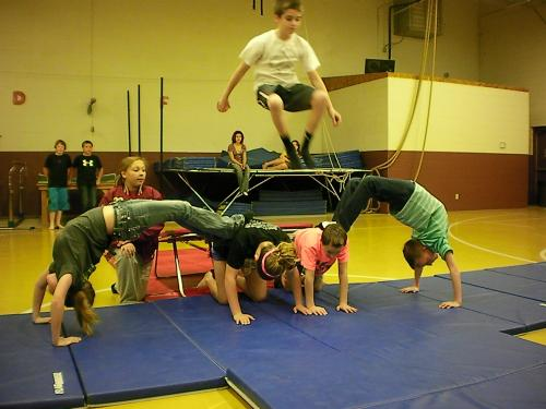 Byng Gymnasts