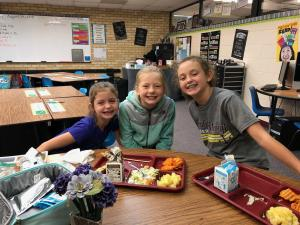 Student of the Week Lunch Buddies